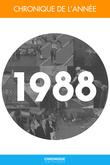 Chronique de l'année 1988