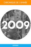 Chronique de l'année 2009