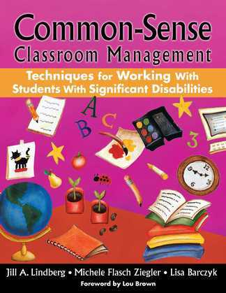 Common-Sense Classroom Management