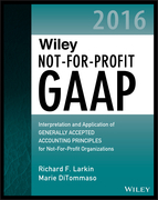 Wiley Not-for-Profit GAAP 2016