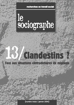 le Sociographe n°13 : Clandestins ?
