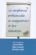 Les compétences professionnelles en enseignement et leur évaluation