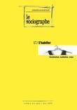 le Sociographe n°17 : S'habiller. Socialisation, médiation, corps.