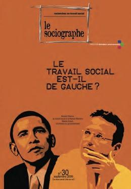 le Sociographe n°30 : Le travail social est-il de gauche ?