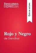 Rojo y negro de Stendhal (Guía de lectura)
