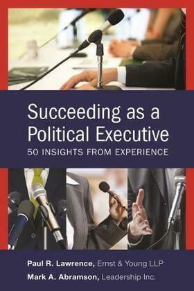 Succeeding as a Political Executive