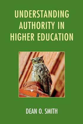 Understanding Authority in Higher Education