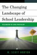 The Changing Landscape of School Leadership