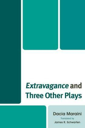 Extravagance and Three Other Plays