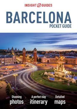 Insight Guides: Pocket Barcelona