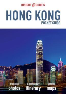 Insight Guides: Pocket Hong Kong