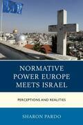 Normative Power Europe Meets Israel