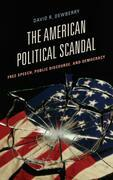 The American Political Scandal