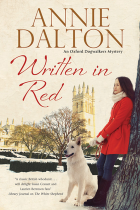 Written in Red: A spy thriller set in Oxford with echoes of the cold war