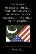 The Effects of the September 11 Terrorist Attack on Pakistani-American Parental Involvement in U.S. Schools