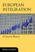 European Integration: A Concise History