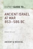 Ancient Israel at War 853Â?586 BC