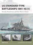 US Standard-type Battleships 1941Â?45 (1)