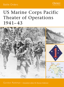 US Marine Corps Pacific Theater of Operations 1941Â?43