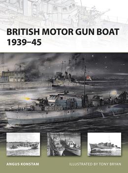 British Motor Gun Boat 1939Â?45
