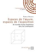 Espaces de l'œuvre, espaces de l'exposition