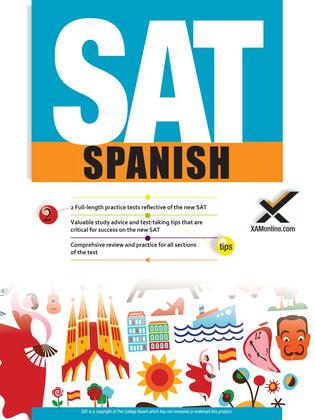 SAT Spanish 2017