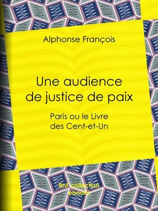 Une audience de justice de paix