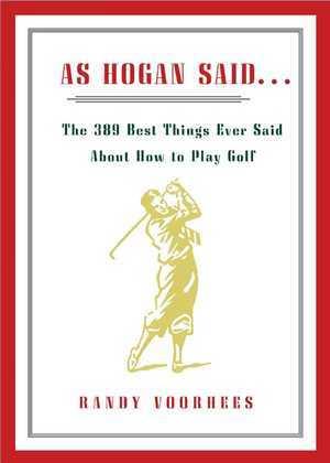 As Hogan Said...