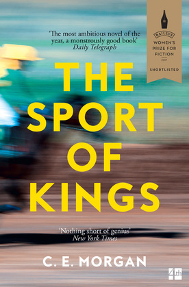 Image de couverture (The Sport of Kings: Shortlisted for the Baileys Women's Prize for Fiction 2017)