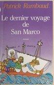 Le dernier voyage de San Marco