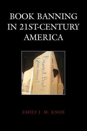 Book Banning in 21st-Century America