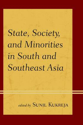State, Society, and Minorities in South and Southeast Asia