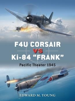 "F4U Corsair vs Ki-84 ""FrankÂ??"