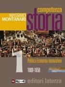 Competenza Storia. vol. 1 1000-1650