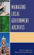 Managing Local Government Archives
