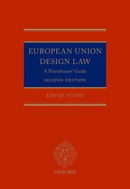 European Design Law: A Practitioner's Guide 2e