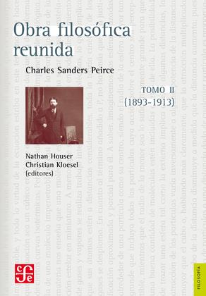 Obra filosófica reunida (1893-1913)