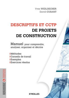 Descriptifs et CCTP de projets de construction