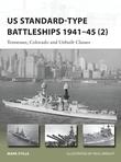 US Standard-type Battleships 1941Â?45 (2)