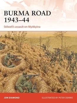 Burma Road 1943Â?44