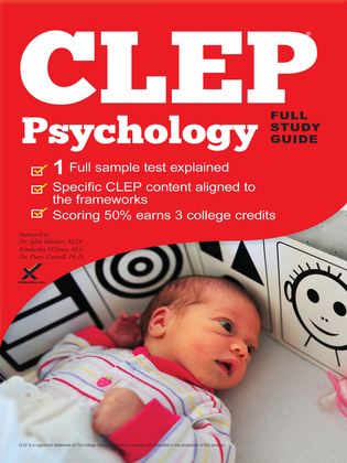 CLEP Introductory Psychology 2017