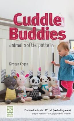 Cuddle Buddies Animal Softie Pattern