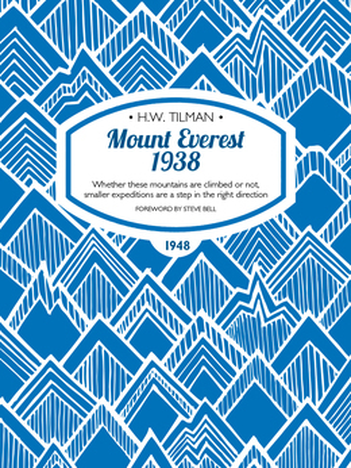 Mount Everest 1938