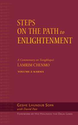 Steps on the Path to Enlightenment
