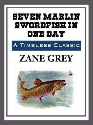 Seven Marlin Swordfish in One Day