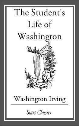 The Student's Life of Washington; Con