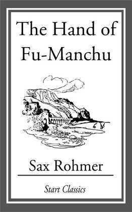 The Hand of Fu-Manchu