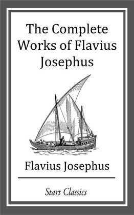 The Complete Works of Flavius Josephu