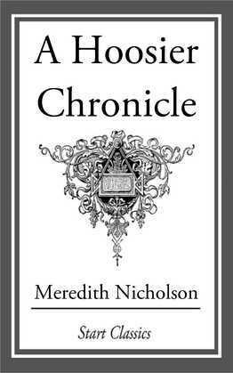A Hoosier Chronicle