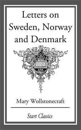 Letters on Sweden, Norway and Denmark